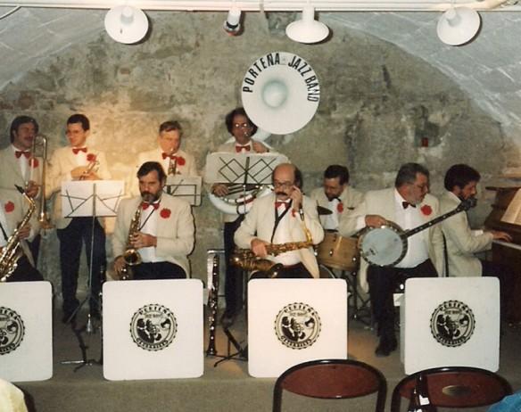Porteña Jazz Band, Suiza