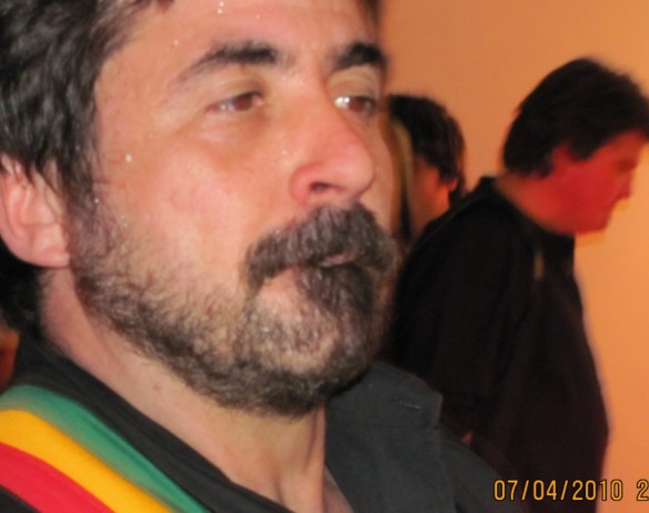 Jorge Algorta, candombe