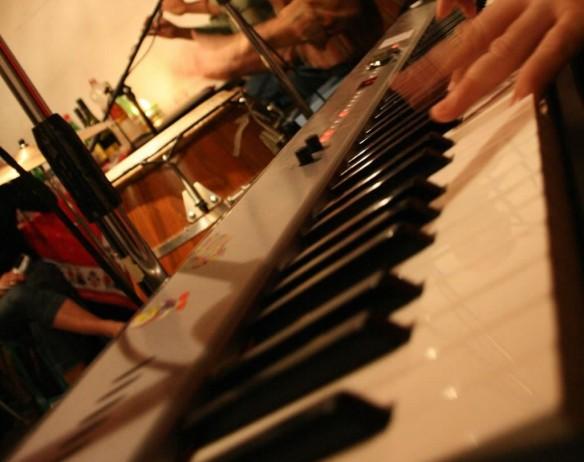 Clases de piano, Jorge Algorta